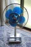 実家の扇風機